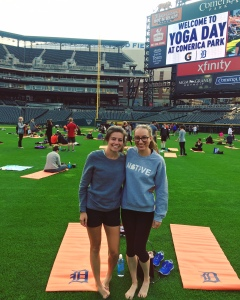 comerica with clare