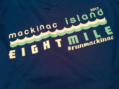 Eight Mile race shirt